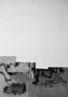 Acrylic and spraypaint  on Wood. (84x59cm)
